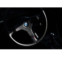 E30 BMW Photographic Print