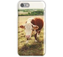Cow's Lick iPhone Case/Skin