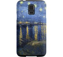 Starry Night Over The Rhone Samsung Galaxy Case/Skin