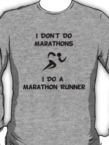 Do Marathon Runner T-Shirt