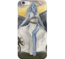 Cloud giant, part of the Giants Series iPhone Case/Skin