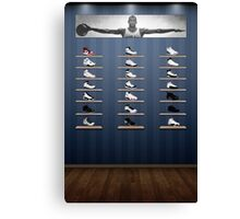 Air Jordan Legacy Poster Canvas Print