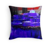Lumiere Waterfall Throw Pillow