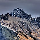 Mt. Sneffels Peak by rjcolby