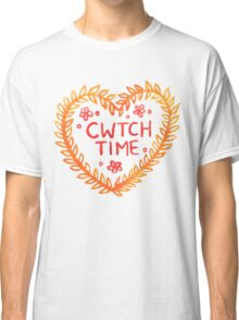 Cwtch time! Classic T-Shirt