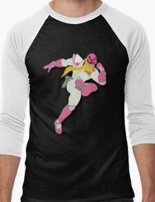 Fabulous Captain Falcon Men's Baseball ¾ T-Shirt