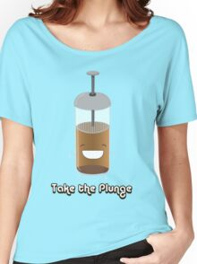 Take the Plunge Women's Relaxed Fit T-Shirt