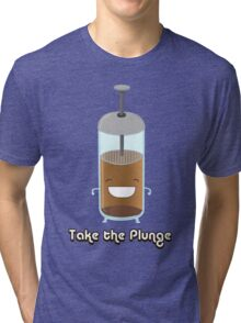 Take the Plunge Tri-blend T-Shirt
