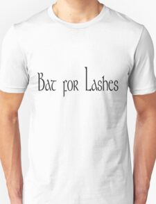 Bat For Lashes Unisex T-Shirt