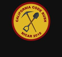 California Code Rush: NICAR 2015 Unisex T-Shirt