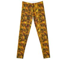 Cubist Cats Leggings