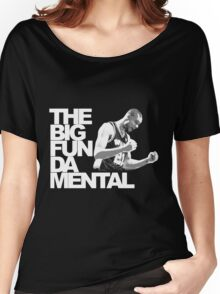 The Big Fun DA Mental Women's Relaxed Fit T-Shirt