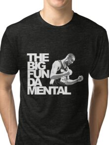 The Big Fun DA Mental Tri-blend T-Shirt