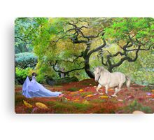 The Hidden Place (Full Color) Metal Print