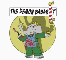 The Demon Babar of Fleet Street by Monstar