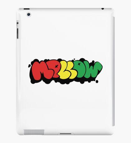 Mellow Rasta Tag iPad Case/Skin