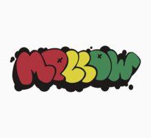 Mellow Rasta Tag by MellowSkates