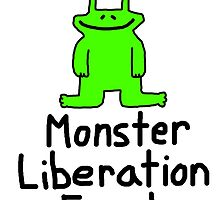 Monster Liberation Front by monstermolotov