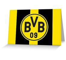 BVB Borussia Dortmund Greeting Card
