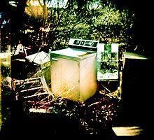 laundry room by llamallamaloo
