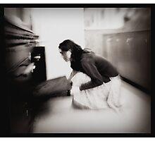 Stove amazement Photographic Print
