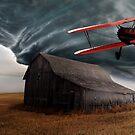 Barn Storm by Cliff Vestergaard