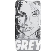 50 Shades of Sasha Grey iPhone Case/Skin