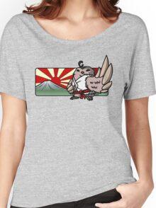 Bird Fighter - Lyu Women's Relaxed Fit T-Shirt