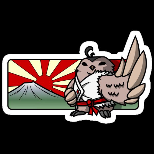 Bird Fighter - Lyu by japu