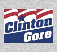 CLINTON/GORE 92-2 by IMPACTEES