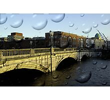 Irish city, Cork, Ireland Photographic Print