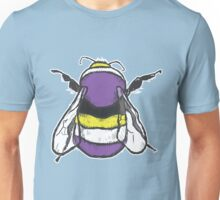 Non-binary bee Unisex T-Shirt