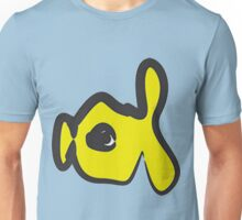 babel fish oil painting style Unisex T-Shirt