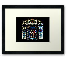 I am the Bread of Life Framed Print