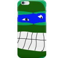 leonardo tmnt iPhone Case/Skin