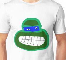 leonardo tmnt Unisex T-Shirt