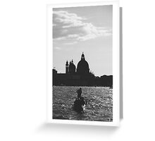 Voyage - Venice Greeting Card
