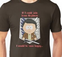Attack on South Park Unisex T-Shirt
