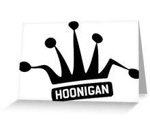 JDM Crown-HOONIGAN Greeting Card