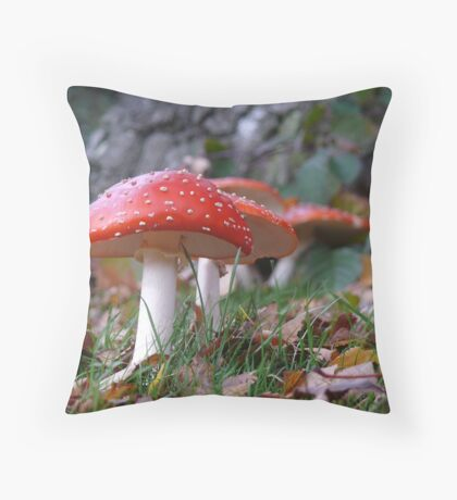 Do not touch  (as is) Throw Pillow