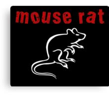 Mouse Rat Canvas Print