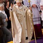 Pope Benedict XVI by GeeNiusPix