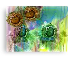 It was a beautiful summer day Canvas Print