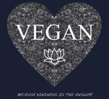 Vegan Kindness  by Cassandra  Newby
