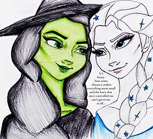Idina Times Two by Kirsten Schultz