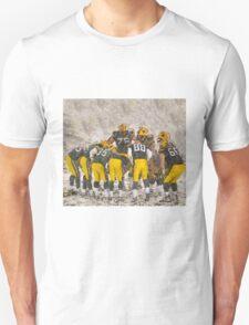 The Frozen Tundra Green Bay Unisex T-Shirt