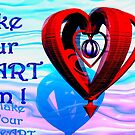 Make Your heART Spin by Ann Morgan