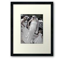 Lady's Maid Framed Print
