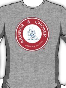 Armbar & Choker BJJ T-Shirt