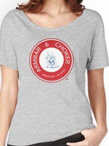Armbar & Choker BJJ Women's Relaxed Fit T-Shirt
